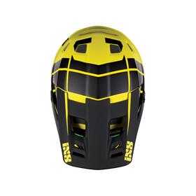 IXS Xult Fietshelm geel/zwart